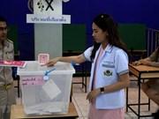 Thaïlande : le taux de participation au vote anticipé atteint 75%