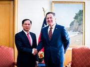 Intensification des relations entre le Vietnam et le Chili