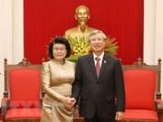 Le Vietnam attache de l'importance à l'amitié avec le Cambodge