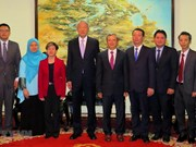 Le vice-PM singapourien Teo Chee Hean en visite à Thua Thien-Hue