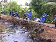 La jeunesse bénévole en action