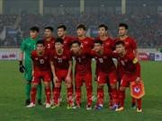 Le Vietnam se qualifie pour la finale du Championnat d'Asie U23 2020 en Thaïlande