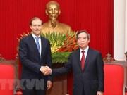 Promotion de la coopération économique Vietnam-Russie