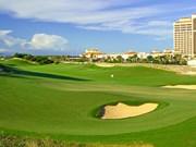 «Le potentiel de l'industrie golfique au Vietnam est incroyable»