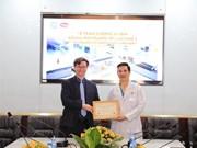 Accréditation Six Sigma pour le Centre d'oncologie de l'hôpital Cho Rây