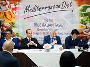À la découverte de la gastronomie italienne à Hanoi