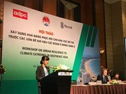 Amélioration de la capacité de résilience des cités face aux catastrophes naturelles