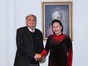 Le renforcement de l'amitié Vietnam-France