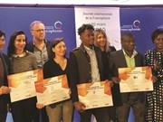 Trois Prix francophones de l'innovation dans les médias décernés
