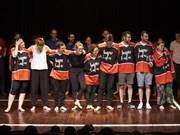 Ligue d'improvisation francophone d'Asie: Impro Foufou remporte le 2e tournoi