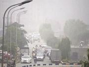 """L'information sur le niveau de pollution à Hanoi """"n'est pas exacte"""""""