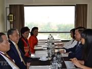 Finance : Vietnam et Thaïlande renforcent leur coopération dans le cadre de l'ASEAN