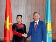 Vietnam, important partenaire du Kazakhstan en Asie du Sud-Est