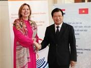 L'adaptation au changement climatique, pilier des liens Vietnam - Pays-Bas