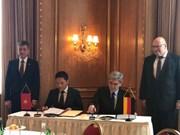 Siemens aide le Vietnam à construire une infrastructure intelligente