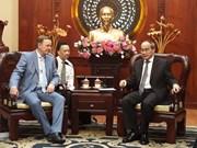 Hô Chi Minh-Ville veut coopérer avec le Land allemand de Thuringe