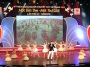 De nombreuses activités pour la Journée des handicapés vietnamiens