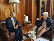 Promotion des relations d'amitié et de coopération Vietnam-Uruguay