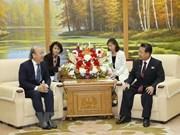 Le Vietnam et la RPDC cultivent leurs liens d'amitié traditionnelle