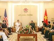 Défense : renforcement de la coopération Vietnam – Etats-Unis