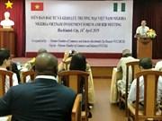 Vietnam et Nigéria coopèrent dans le développement économique