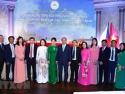 Le PM salue la communauté vietnamienne en République tchèque