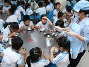 Assurer la sécurité alimentaire dans les écoles