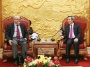 Le Vietnam souhaite un soutien accru du FMI