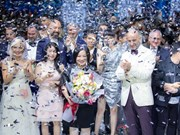 Clôture de la Semaine de la mode internationale printemps-été