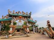 Miêu Nôi, le temple tricentenaire au milieu de la rivière de Sai Gon