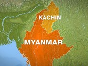 Myanmar : 54 mineurs de jade portés disparus