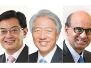 Singapour poursuit le remaniement ministériel