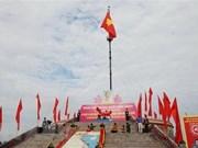 Quang Tri hisse le drapeau de la réunification nationale