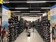 Le géant français Decathlon ouvre un premier magasin au Vietnam