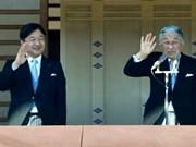 Le Vietnam remercie l'empereur père Akihito du Japon