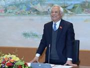 Le Vietnam et Cuba échangent leurs expériences en matière d'élaboration de politiques