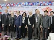 La libération du Sud  fêtée par des anciens combattants vietnamiens en Russie