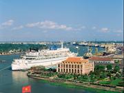 Le port de la Maison du Dragon – le musée Hô Chi Minh