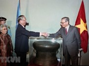 La presse américaine et cambodgienne regrette l'ex-président Lê Duc Anh