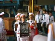 Condoléances pour le décès de l'ancien président et général d'armée Le Duc Anh