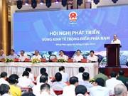 Le PM exhorte à doper la croissance de la région économique clé du Sud