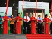 Le premier centre de presse du Vietnam s'ouvre à Hô Chi Minh-Ville