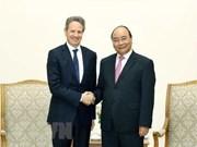 Le PM apprécie l'investissement de Warburg Pincus au Vietnam