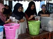 Thaïlande: la CE annonce les 349 députés élus par les circonscriptions