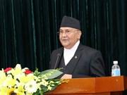 Le PM népalais souligne les sentiments pour le Président Hô Chi Minh