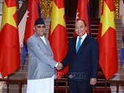 Vietnam et Népal plaident pour le resserrement des liens bilatéraux