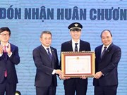 La Division des équipages de conduite 919 de Vietnam Airlines à l'honneur