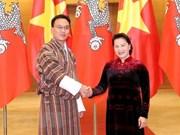Promouvoir les relations entre le Vietnam et le Bhoutan