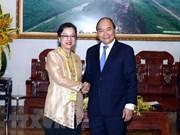 Le PM reçoit la vice-secrétaire générale des Nations Unies
