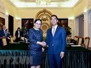 Consultation politique Vietnam-Roumanie à Hanoi